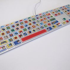 Room Mates Warner Brothers DC Comics Keyboard Peel and Stick Stickers You'll Love | Wayfair