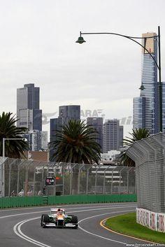 Australian Grand Prix, Melbourne, Australia, 18 March 2012.