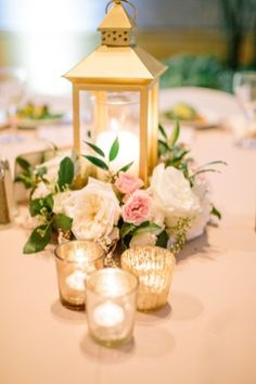 Romantic Wedding Lantern Centerpieces Ideas For Your Special Moment 45