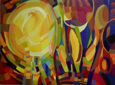 Pintura. Acrílico sobre lienzo. 2015 Ariana Macedo Domínguez