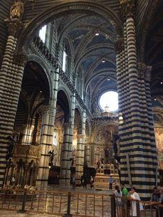 Catedral de Siena, Toscana, Itália