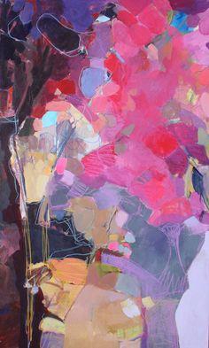 Claudia Cappelle - March 2015 - The Art League - Alexandria, VA