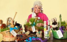 Paula Deen's Easter memories and recipes.