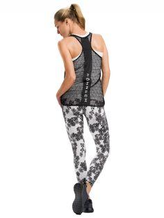 Fitness oblečenie Röhnisch je priedušné, elastické a okrem módneho vzhľadu inšpirovaného severskou prírodou sa v ňom budete cítiť skvelo.