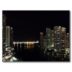 USA - Florida - Miami - The Miami River