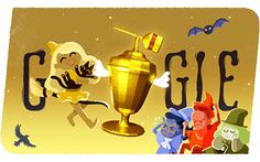 Play the 2015 Global Candy Cup Halloween Game! #GoogleDoodle