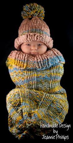 Idea for loom knitting!