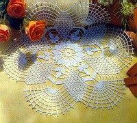 16 Patrones de Carpetas Crochet | Todo crochet