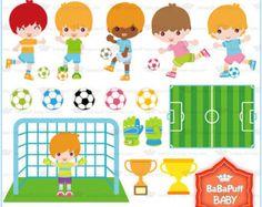 Clip art futbol