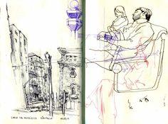 Urban Sketchers: São Paulo