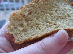 Oat flour, gluten free bread