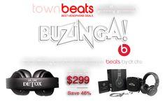 townbeats.com presents - Buzinga!