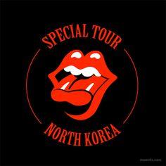 Rolling Stones in North Korea