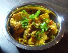 Indian Chicken Xacuti