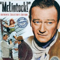 My favorite John Wayne movie <3