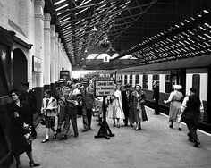 Riverside Station Liverpool