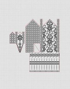 Blomsterkrukka fra Rolset * Rolset Selbu mitten pattern by Anne Bårdsgård Crochet Mittens Free Pattern, Knit Mittens, Knitted Gloves, Knitting Socks, Hand Knitting, Knitting Machine Patterns, Knitting Charts, Knitting Stitches, Norwegian Knitting Designs