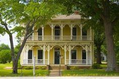 Benjamin Clayton  Black House in White County, Arkansas