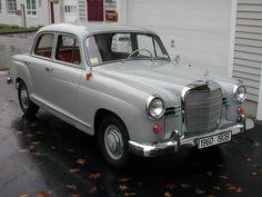 Mercedes 190 Ponton.