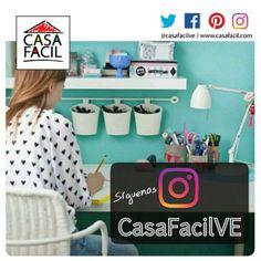 En Instagram estamos para seguir ofreciéndote los mas productivos #CasaTips y nuestros modernos productos