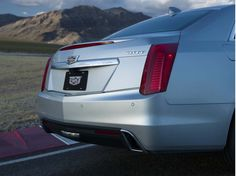 2017 Cadillac CTS Review, Ratings, Specs, Prices, and Photos - The Car Connection