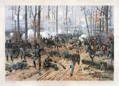 Battle of Shiloh (April 6–7, 1862)