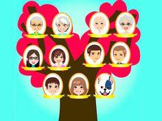 Check out Big Family tree by Kakigori Studio on Creative Market Gratitude Day, Big Family, Graphic Design Art, Cute Cartoon, Getting Organized, Graphic Illustration, Illustrators, Crafts, Studio