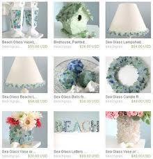 sea glass decorating ideas - Google Search