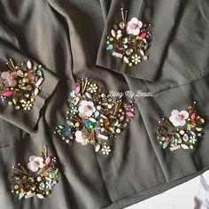 Good night . . . #beads #beading #beadingwork #manik #jahitmanik #sayajahitmanik #sayajual #sayajualservice #tbt #fashion #chunkybeads #photooftheday #igdaily #lace #igoftheday #embellishment #beadswork #me #ootd #love #pengantin #bajupengantin #hijab #hijabista #craft #muslimah #bazaarpaknil #wedding #malayweddingguide #cute