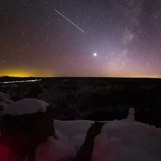 Time lapse over The Grand Canyon GIFV