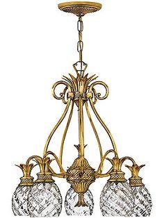 wildwood lamps chandelier pineapple chandelier 8 bulbs design