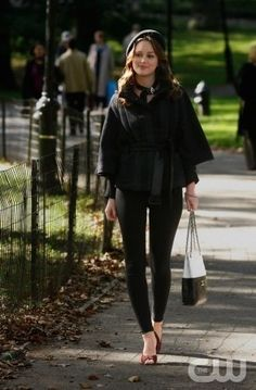 S in Fashion Avenue: Fashion icons: Blair Waldorf
