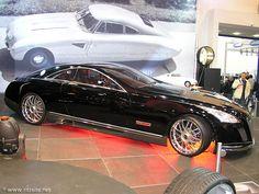 El Auto mas Caro del Mundo, Maybach Exelero, 8.000.000 de dolares