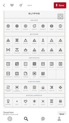 unique Geometric Tattoo -  ...