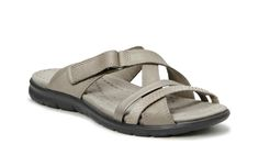 BABETT sandaalit harmaa nahkaa ecco 90 e