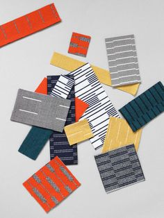 Woven textiles for contemporary interiors/ Eleanor Pritchard