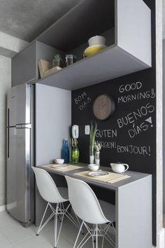 Uma galeria de fotos que tem ideias para todos os gostos e tamanhos de cozinha! Das mais modernas às mais tradicionais.