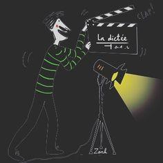 """Ya conoces """"La dictée d'Archibald""""? No te pierdas la oportunidad de trabajar tu francés con un nuevo dictado sobre el #SéptimoArte y a la ocasión del Festival de #Cannes2016. #Aprender #francés es #fácil y #divertido con TV5MONDE. Visita nuestra página: dictee.tv5monde.com #dictée #aprenerfrancés #quierohablarfrances"""
