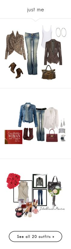 """just me"" by teressa65 on Polyvore featuring LTB, Alice + Olivia, LOFT, Tylie Malibu, Agent Ninetynine, Haider Ackermann, Sidney Garber, Dan Post, Fat Face and Black & Brown London"