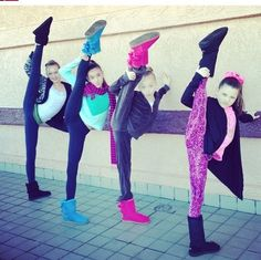 They are so flexible!