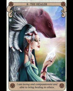 Conscious spirit oracle  #beards  #death