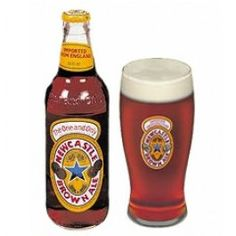 'Newcastle Brown Ale' is one of the UK's leading bottled ales. It was launched in 1927 by Colonel Jim Porter. Today the majority of sales are in the U.S.A. where the beer has proven extremely popular, although it still sells 100 MM bottles annually in the UK. Perceived in the UK as a working man's beer, with a long association with heavy industry of the N.E. of England. Ironically, in it's 41 country export markets it is seen as a trendy, premium import & is predominantly drunk by the young.