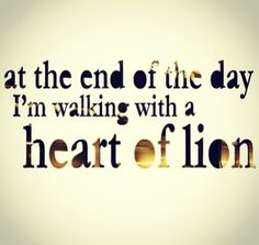 Lorenzo the Lion. He is my heart. He's changed my heart in ways I couldn't have imagined. So blessed.