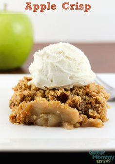 Apple Crisp is a great dessert to after eating comfort food - Gator Mommy Reviews http://gatormommyreviews.com/2014/12/apple-crisp-dessert-enjoy-eating-marie-callenders-pot-pie.html #CollectiveBias  #EasyAsPotPie