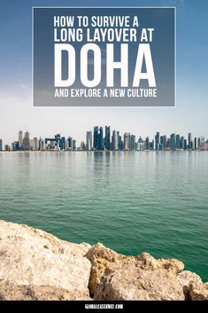 Long Doha Layover? Go for the Doha City Tour Qatar Travel, Travel Usa, Places To Travel, Places To Go, Travel Destinations, Travel Guides, Travel Tips, Travel Hacks, Travel Around The World