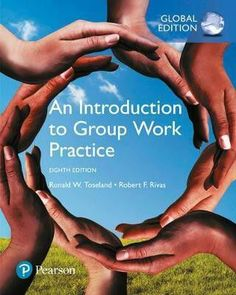 An Introduction to Group Work Practice (8th edition)