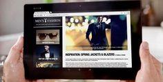 Nuovo Sony Xperia Z2 tablet: super sottile e resistente all'acqua