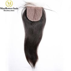 Mayflower hair Silk base top lace hair closure was made of unprocessed virgin hair , natural black full cuticle intact and can be dye or bleach to any color you like.Fine hand handcraft with baby hair line, Swiss lace color is middle brown usually, if you need light or dark brown please leave message before place order. Silk Base Hairclosure has Freeparting or Middle parting style in stock , No Three parting. All of this with nice hair line and baby hair, it can be glue or sewn with your…