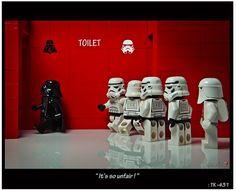 lego starwars stormtrooper custom minifigs | Custom LEGO Minifigures