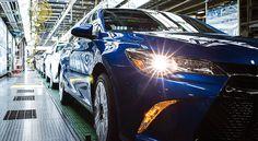 Más de 2 millones de Toyotas fabricados en Norteamérica en 2016 - http://autoproyecto.com/2017/01/mas-de-2-millones-de-toyotas-2016.html?utm_source=PN&utm_medium=Pinterest+AP&utm_campaign=SNAP